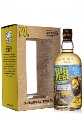 Whisky d'Islay Big Peat 8 ans Feis Ile 2020 A846 Edition 46%