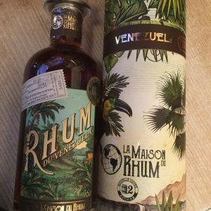 Maison du Rhum Venezuela Batch 2 Distillerie Diplomatico