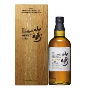 whisky yamazaki 18 ans mizunara édition 2017
