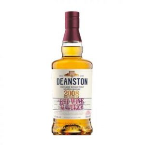 WHISKY DEANSTON 2008 RED WINE MATURED