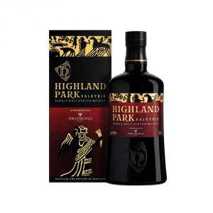 whisky highland park valkirie