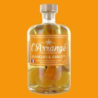 L'Arrangé Mangues & Abricots La fabrique de l'Arrangé par Tricoche Spirits