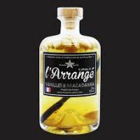 L'Arrangé Vanille & Macadamia - Rhum Arrangé La Fabrique de L'arrangé par Tricoche Spirits