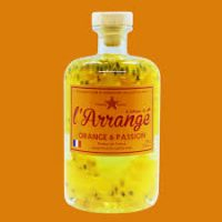 L'Arrangé Orange & Passion - La fabrique de L'Arrangé par Tricoche Spirits