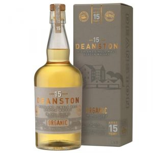whisky deanston organic 15 ans