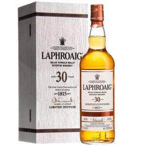 whisky laphroaig 30 ans