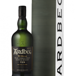 ardbeg 10 ans ten coffret warehouse