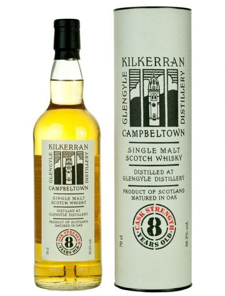 whisky Kilkerran 8 ans