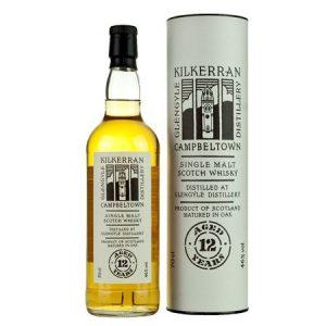 whisky kilkerran 12 ans