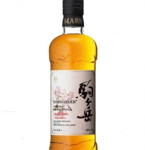 Whisky Mars Nature of Shinshu Kohiganzakura