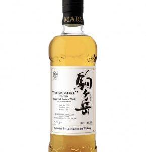 Whisky Mars 2014 Komagatake