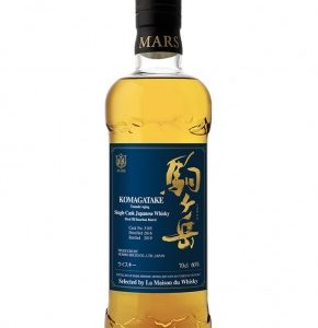 Whisky Japonais MARS 2016 Komagatake Tsunuki Aging 60%