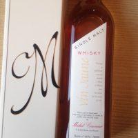 Whisky Francais Michel Couvreur Vin Jaune 50cl