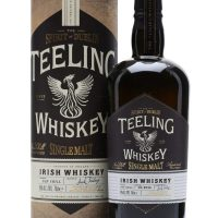 whisky Irlandais Teeling single malt