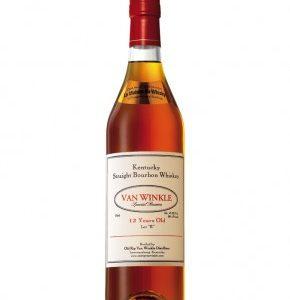 whisky Van Winkle 12 ans