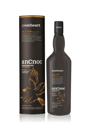 whisky Ancnoc Peatheart