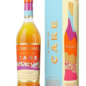 Whisky des Highlands Glenmorangie A Tale of Cake - Edition limitée