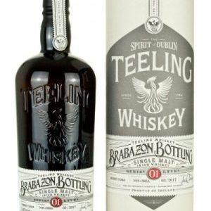 whisky irlandais teeling brabazon cask