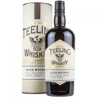 Whisky irlandais Teeling rum cask finish