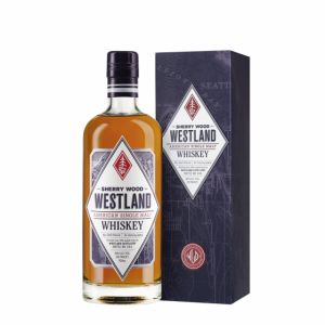 Whisky Américain Westland Sherry Wood - Single Malt