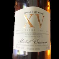 Whisky français Michel Couvreur XV édition 2020
