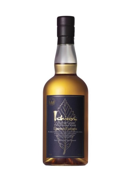 whisky Japonais Ichiro's Malt & Grain World blended limited edition