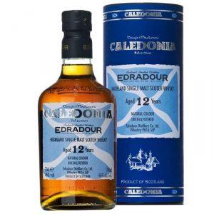 Whisky Edradour 12 ans Caledonia