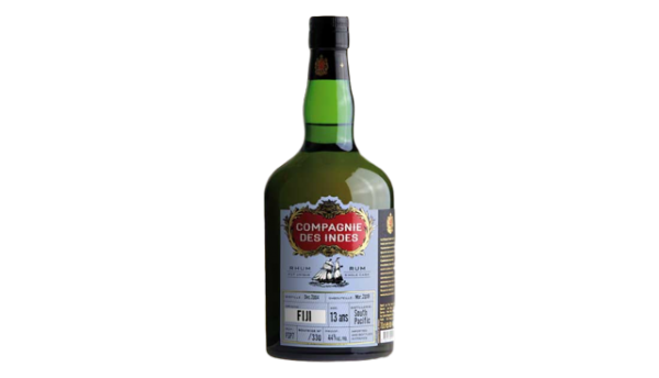 Rhum single cask Compagnie des indes fidji South Park 13 ans