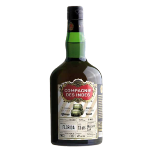 rhum single cask compagnie des indes Florida 13 ans