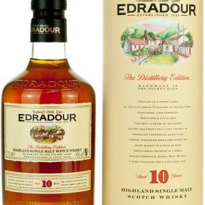 Whisky Edradour 10 ans