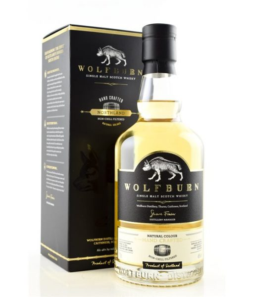 whisky wolfburn northland