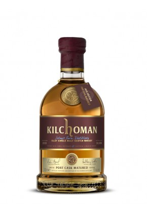 Whisky Kilchoman Port Cask Matured 2nd edition