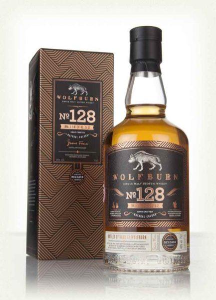 Whisky Wolfburn small batch 128