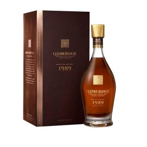 GLENMORANGIE GRAND VINTAGE 1989 BOND HOUSE N°1 COLLECTION