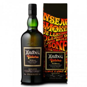 Whisky Ardbeg Grooves Edition 2018
