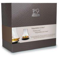 Coffret 2 sets dégustation Peugeot – Verres à whisky – Rhum