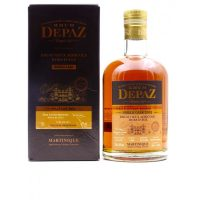 Rhum agricole Depaz single cask 2003