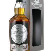 Whisky Hazelburn 13 ans sherry wood