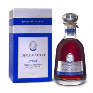 Rhum diplomatico 2004