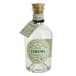Canaima gin d'amazonie produit au venezuela