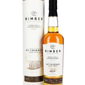 Whisky Anglais Bimber small Batch Recharred Oak Cask 51,9%