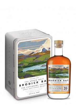 whisky arran brodick bay