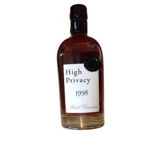 Whisky Michel Couvreur High Privacy 1998 20 ans