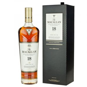 Whisky du Speydise Macallan 18 ans Sherry Oak