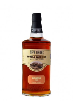 Rhum New Grove Double cask Acacia 47%