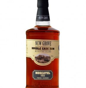Rhum New Grove Double Cask Moscatel 47%