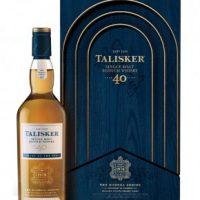 whisky Talisker 40 ans Isle Of Skye