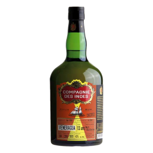 Rhum Compagnie des Indes Veneragua Multi Distillerie 13 ans 45%