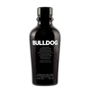 Gin Bulldog London Dry Gin 70cl 40%