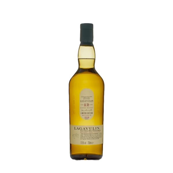 whisky lagavulin 12 ans 18th release embouteillage 2018
